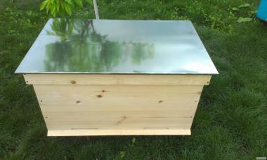 Продам улья для пчел дадан, рута, корпусные, лежак, украинские