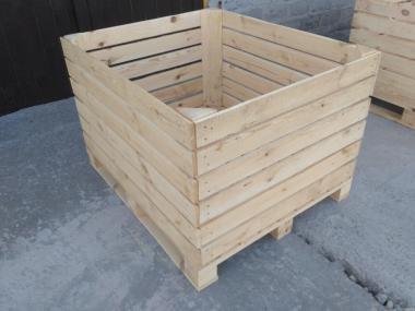 Ящик для яблок, контейнер яблочный