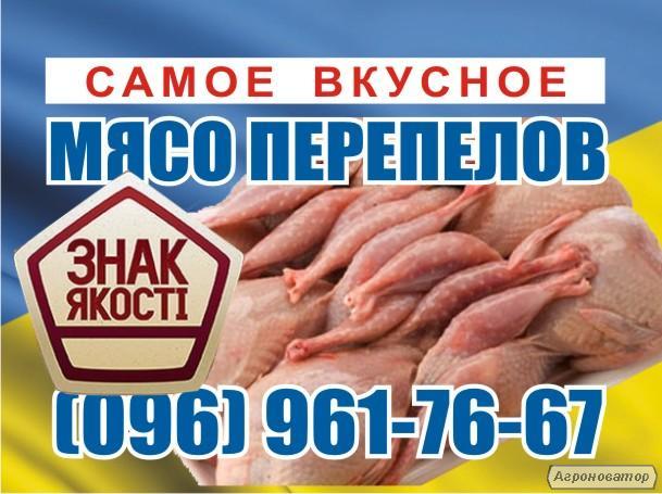М'ясо перепелів. с. Демидов