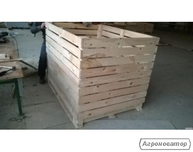 контейнер 1200х1200х1600 для зберігання с.г. продукції