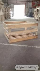 контейнер 1200х1200х1600 для хранения с.г. продукции