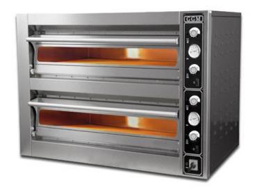Печь для пиццы GGM PDI34