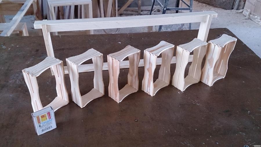 Рамки для сотового меду (115х68х36)