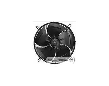 Осьові вентилятори Sigma 600
