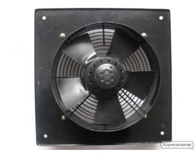 Осевые вентиляторы Sigma 600
