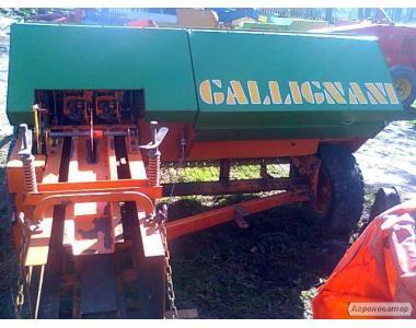 Пресс-подборщик сена Gallignani 6600