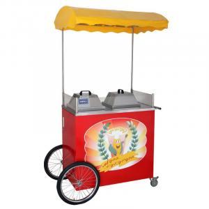 Візок для продажу кукурудзи (Муза кукурудза пересувний прилавок)