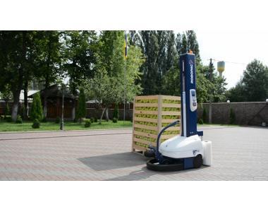 Палетообмотувач мобільний Robot Master (Robopac)