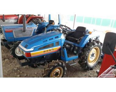 Японський міні трактор  Iseki TU205