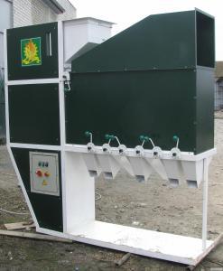 Продам аеродинамічний сепаратор зерна ІСМ-15