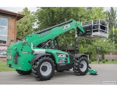 Навантажувач дизельний JCB 535-125 HiViz