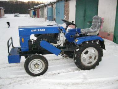 Продам трактор DW120BM