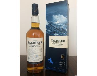 Талискер Односолодовий шотландський віскі, 0,75 л.