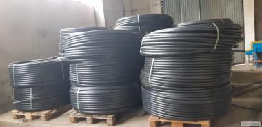 Продам трубу поліетиленову. ПЕ 80 ПЕ 100 SDR 6-12 d 31-110 mm