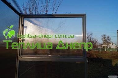 Теплицы из поликарбоната Черновцы.Усиленный каркас