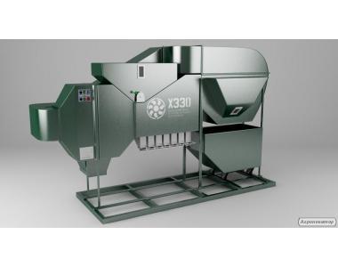Сепаратор для зерна ИСМ-10 ЦОК с аспирацией