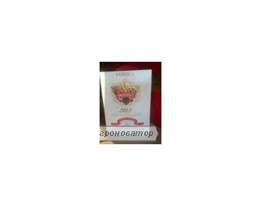 Елітна горілка Smirnoff Gold