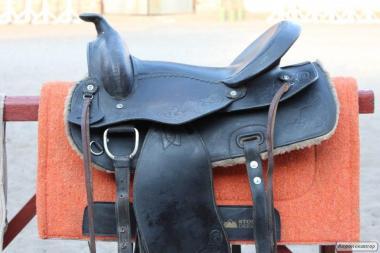 Вестерн седло для лошади/на лошадь/коня, амуниция