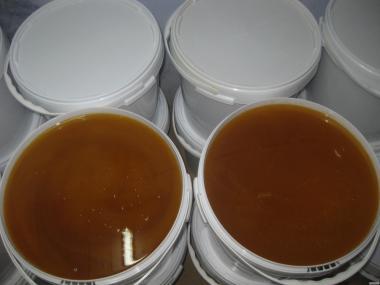 Продам мед : подсолнечник + разнотравье, 1000 кг (1т)