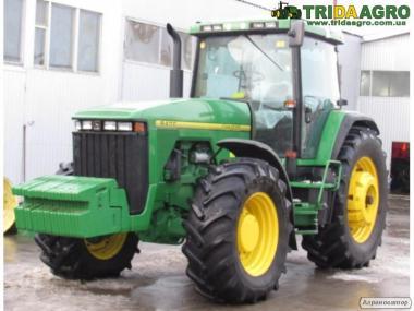Трактор John Deere 8400 (1996)