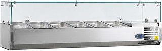Витрина холодильная TEFCOLD VK33-160 (настольная)