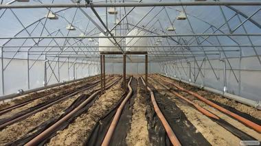 Монтаж теплиць проэктировка та монтаж трубопроводів зрошувальних систем