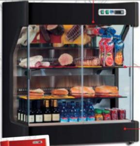 Витрина холодильная настенная COLDMASTER SPIO101