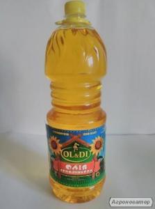 Олія OL&DI рафінована
