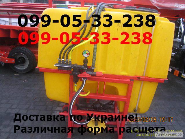 Опрыскиватели ОП-200-800.,ОПВ-200.,400.,600