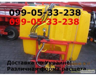 Обприскувачі ОП-200-800.,ОПВ-200.,400.,600