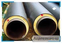 Труба ППУ (теплогидроизолированная) 25-530мм