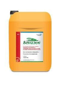Гербіцид Беназон ( Агрохімічні технології)
