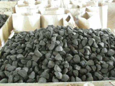 Вугільні брикети (кам'яновугільні суміші)