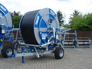 Дощувальна машина Nettuno D200 100/450 (2015)
