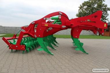 Глибокорозпушувач Agro-Tom GK XL 4 метри 9 лап
