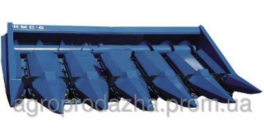 Жатки для уборки кукурузы КМС-6., КМС-8; КМС-8-03; КМС-8-12; КМС-8-15