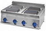 Плита електрична Tecnoinox PCS70E7