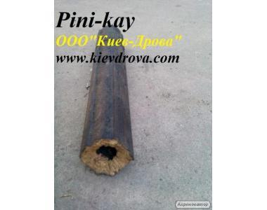 Паливні брикети Pini Kay (дубові)