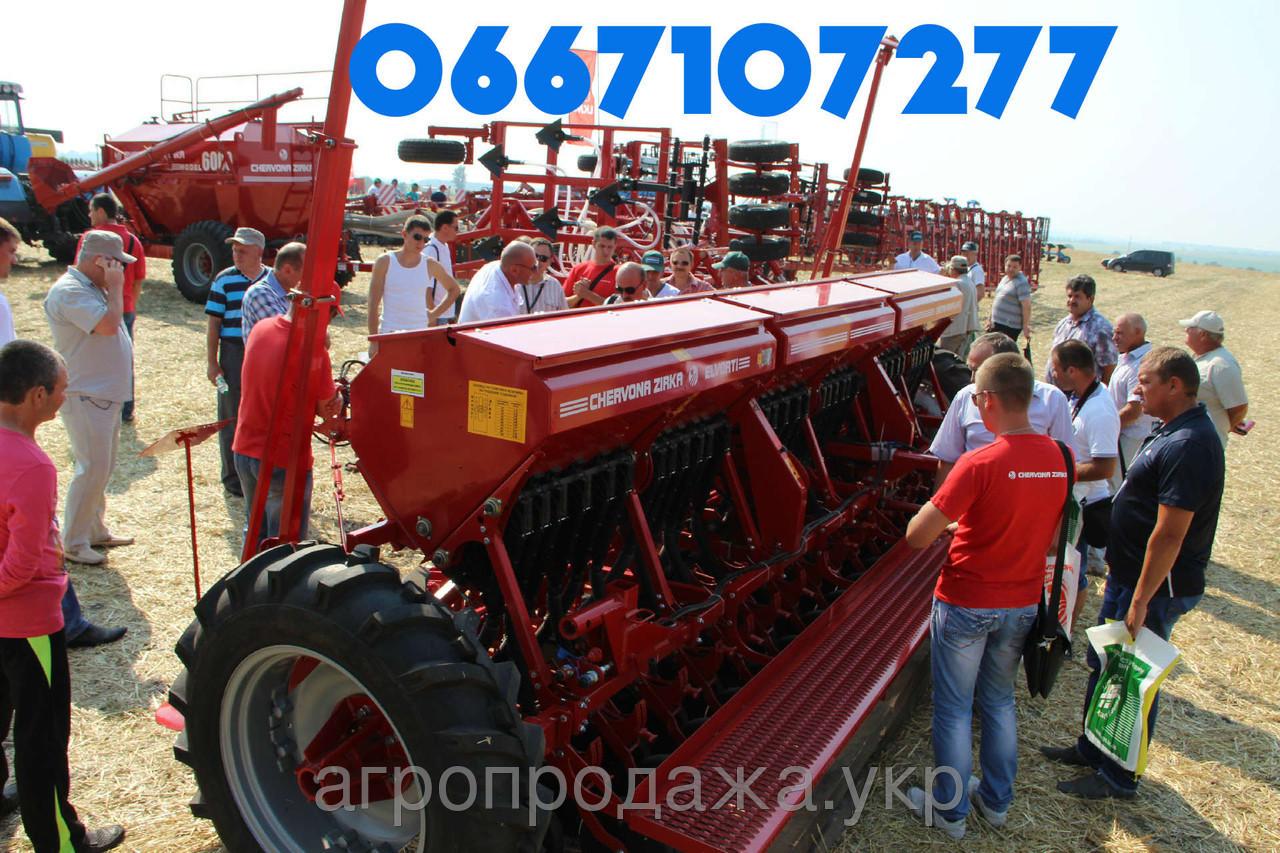 Сівалки Астра Сівалка зернова СЗ-3,6 зернотуковая