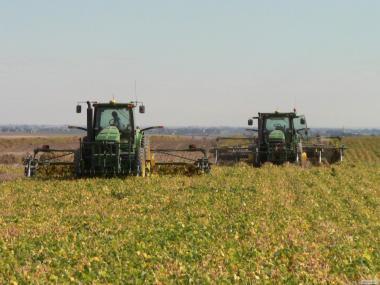 Обладнання для обробки сільськогосподарських культур