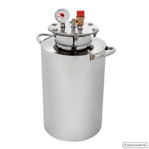 Автоклав из нержавеющей стали 30 литров.