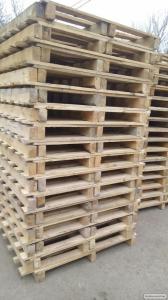 Продажа деревянных поддонов 800/1200, 1000/1200 Двухзаходные
