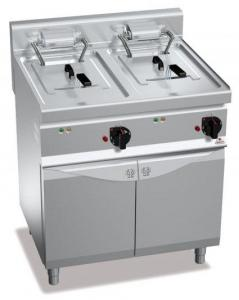 Фритюрниця електрична Bertos E7F18-8MS (БН)