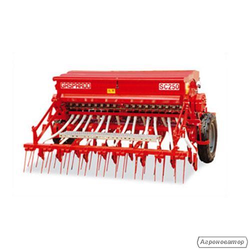 Сеялки для посева зерновых культур Модель S-SC / SL-SLC GASPARDO MASCHIO