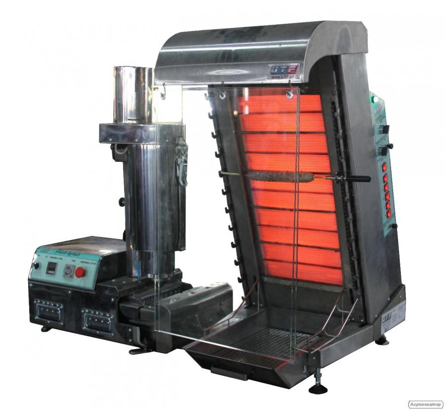 Продаємо електричне обладнання для виробництва кебаба
