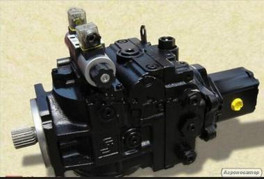 90R130 Sauer Danfoss ремонт гідравлічного насоса