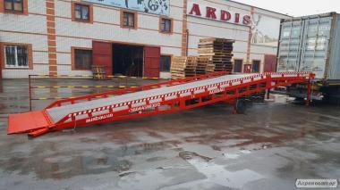 Відмінні мобільні рампи, естакади Ausbau з заводу