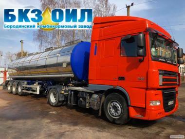 Перевозка масла и других наливных грузов по Украине.  Аренда масловоза