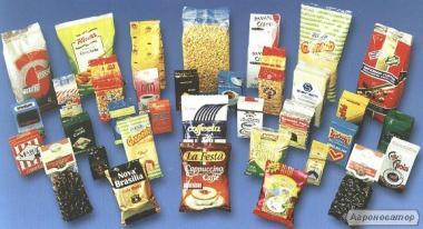 Фасовка сыпучих, пылящих продуктов питания, орехов и т.д.