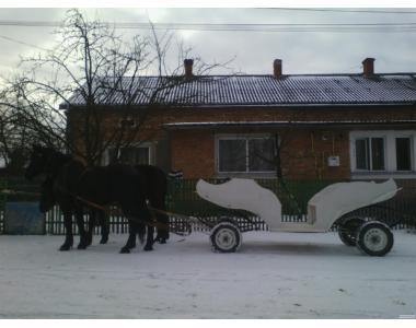 продам коня та карету